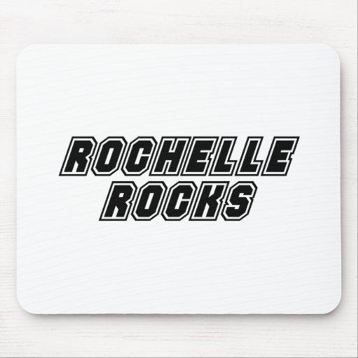 Rocas de Rochelle Tapete De Raton