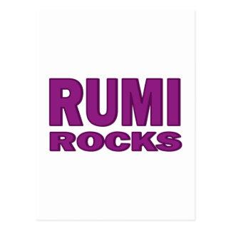 Rocas de Rumi Postal