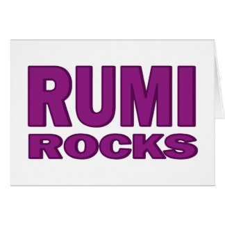 Rocas de Rumi Tarjeton