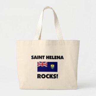 Rocas de Santa Helena Bolsa Lienzo