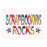 Rocas de Scrapbooking Comunicados