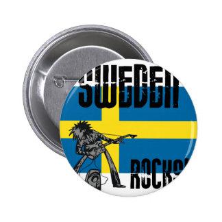 Rocas de Suecia Pins