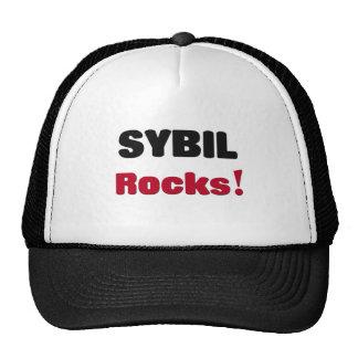 Rocas de Sybil Gorra