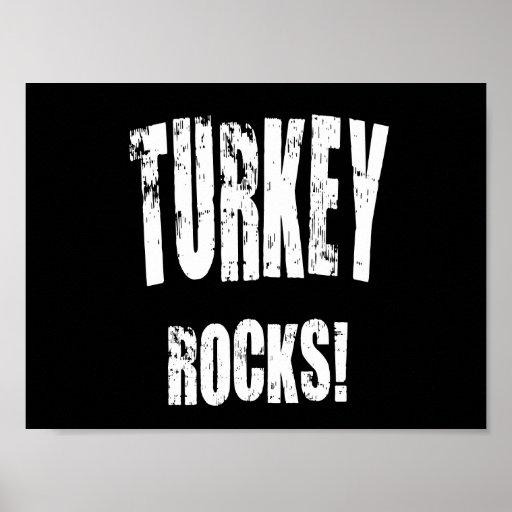 ¡Rocas de Turquía! Impresiones