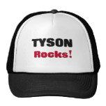 Rocas de Tyson Gorro De Camionero