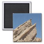 Rocas de Vasquez, aguamarina Dulce, California Imán