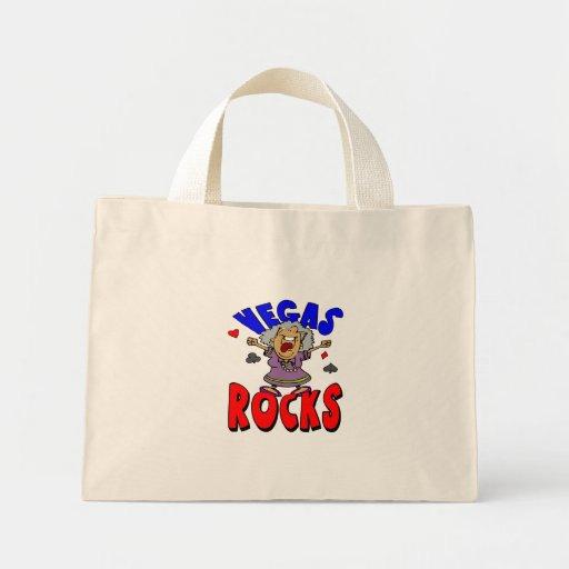 Rocas de Vegas (2) Bolsa De Mano