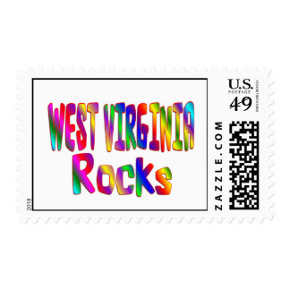 Rocas de Virginia Occidental Envio