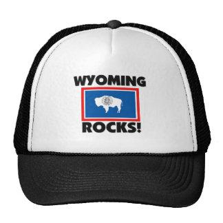 Rocas de Wyoming Gorra