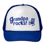 Rocas del abuelo gorro de camionero