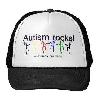 ¡Rocas del autismo! gorra