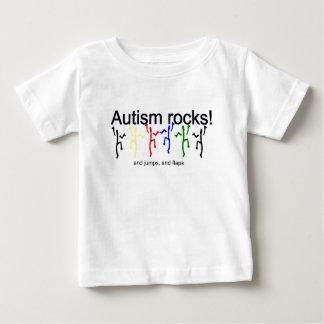 ¡Rocas del autismo! Polera