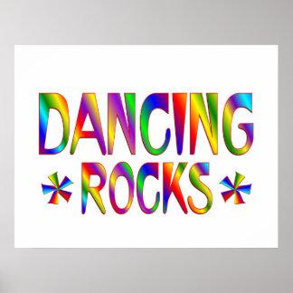 Rocas del baile posters