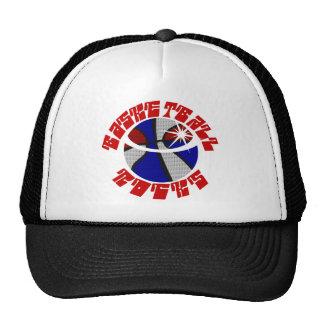Rocas del baloncesto gorras de camionero