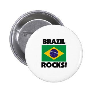 Rocas del Brasil Pins