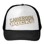 Rocas del Camerún Gorros Bordados