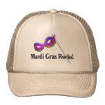 Rocas del carnaval gorras de camionero