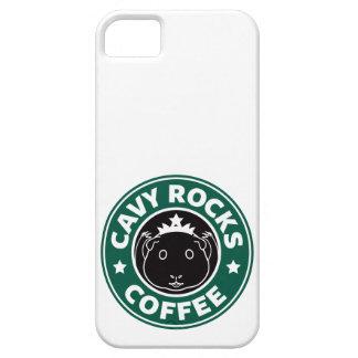 Rocas del Cavy iPhone 5 Cobertura