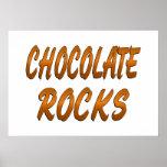 ROCAS DEL CHOCOLATE IMPRESIONES
