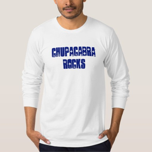 Rocas del Chupacabra Playeras