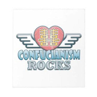 Rocas del confucionismo bloc