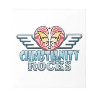 Rocas del cristianismo C Bloc De Papel
