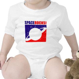 ¡Rocas del espacio! Trajes De Bebé