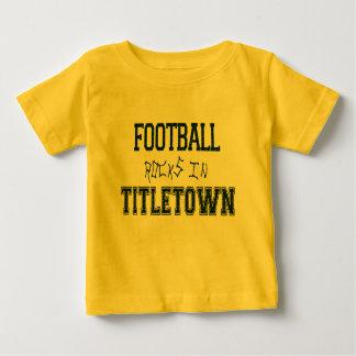 Rocas del fútbol en Titletown1 Camisas