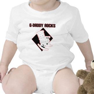 Rocas del G-Papá Trajes De Bebé