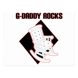 Rocas del G-Papá Tarjetas Postales
