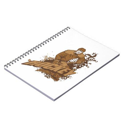 Rocas del hockey notebook