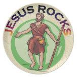 ROCAS DEL JESUCRISTO PLATOS PARA FIESTAS