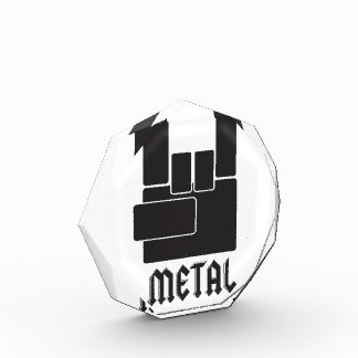 ¡Rocas del metal