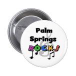 Rocas del Palm Springs Pin