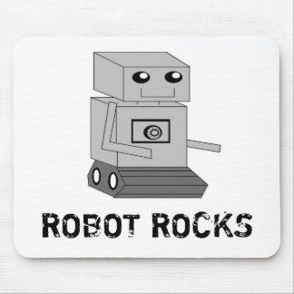 ROCAS DEL ROBOT TAPETE DE RATÓN