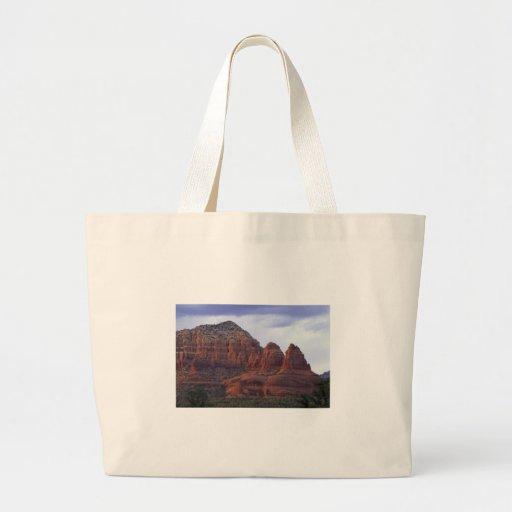 Rocas del rojo de Arizona Bolsas De Mano