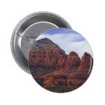 Rocas del rojo de Arizona Pin