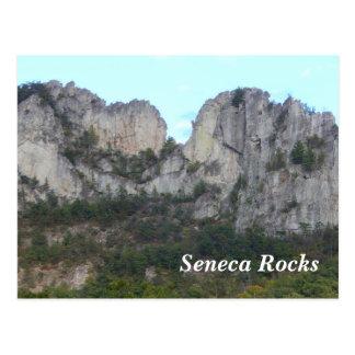 Rocas del Seneca Tarjetas Postales
