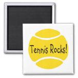 Rocas del tenis iman