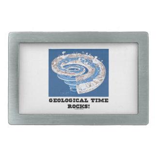 ¡Rocas del tiempo geológico Edad geológica