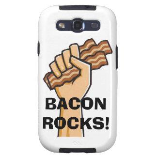 "¡""ROCAS DEL TOCINO! ""caja del teléfono celular Galaxy S3 Carcasa"