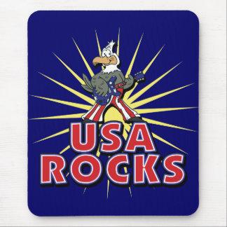 Rocas Eagle de los E.E.U.U. Alfombrilla De Raton