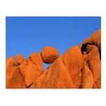 Rocas en el parque nacional de la yuca postal