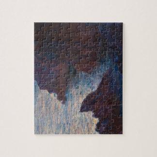 Rocas en la Belleza-lle, Puerto-Domois de Claude Rompecabeza