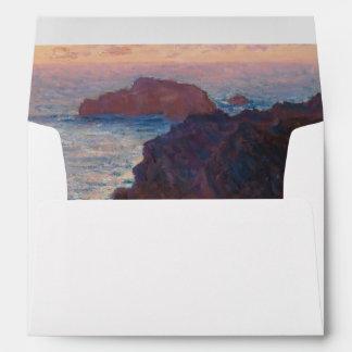 Rocas en la Belleza-lle, Puerto-Domois de Claude Sobre
