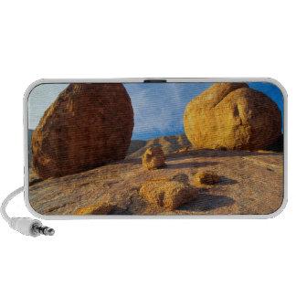 Rocas en la meseta, Richtersveld internacional iPod Altavoz