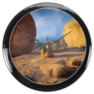 Rocas en la meseta, Richtersveld internacional Reloj Aquavista