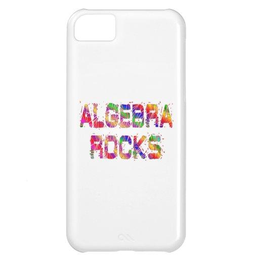 Rocas enérgicas de la álgebra
