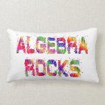 Rocas enérgicas de la álgebra cojin