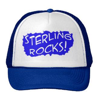 ¡Rocas esterlinas! 1 gorra